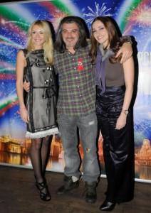 С Мария Игнатова и Алекс Раева