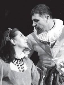 Дупаринова и Карамитев - привличане и на сцената
