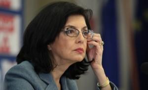 Меглена Кунева не й пука за бедстващите в порутени от трусове къщи в Генерал Тошево