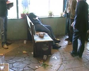 """16 февруари 2005 г.: Митко Бретона е разстрелян в ресторант """"Бъфало"""" в """"Люлин"""" от Валентин Янев"""