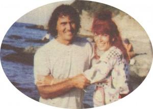 Вили и Киро на море в Ахтопол, заедно с децата