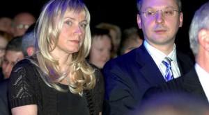 Сергей Станишев и Елена Йончева