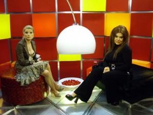 """Венета Райкова с Ваня Червенкова, като гост в """"Горещо"""""""