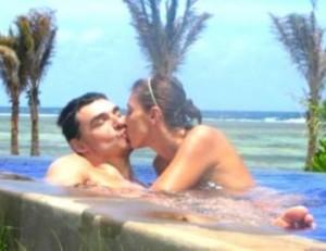 Владимир Николов със съпругата си Мая