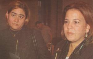 """Ядила Рейес (вляво) и д-р Мариела-Маргарита Гарсия представиха заедно с д-р Фабио Линарес качествата на """"Видатокс"""" на пресконференция преди дни. Направиха подробно презентация на продукта и на прием в кубинското посолство"""