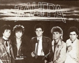 Различната група от края на 80-те със солист Стенли (вторият отдясно)