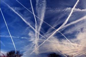 кемтрейлс следите от самолетите
