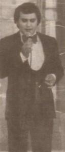 """Гласът кадифе на """"Златният Орфей"""" през 1974 г."""