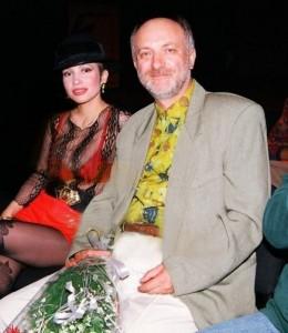 С бившия си съпруг Владимир Наумов