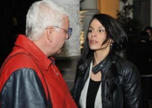 Станислав Сланев - Стенли със съпругата си Людмила