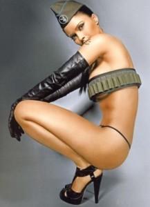 Татяна Герасимова е най-популярната руска фенка