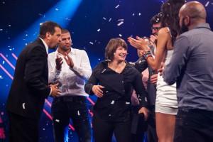 Станка Златева на финала на шоуто