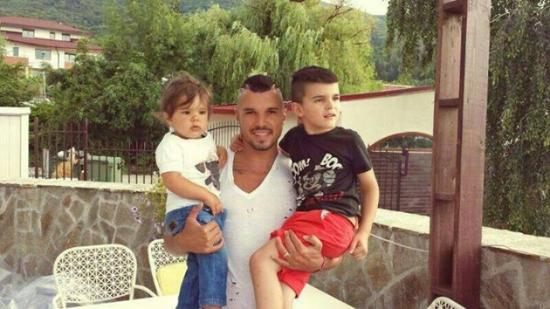 Валери иска да образова децата си Никол и Валери-младши в университети в Италия