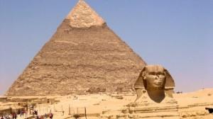 Великите пирамиди в Гиза