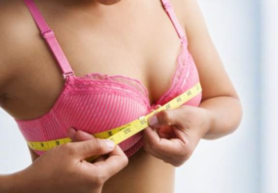 Женските гърди остаряват най –  бързо