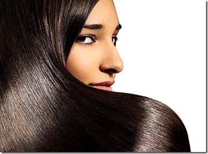 Рецепти за гъста коса