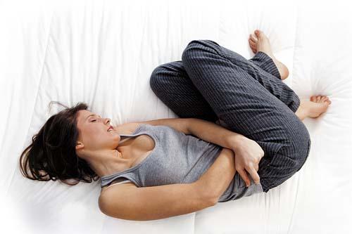 Как да намалим болките при менструация