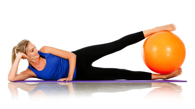 Фитнес упражнения за стройни крака