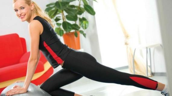 3 домашни тренировки за отслабване и силни мускули