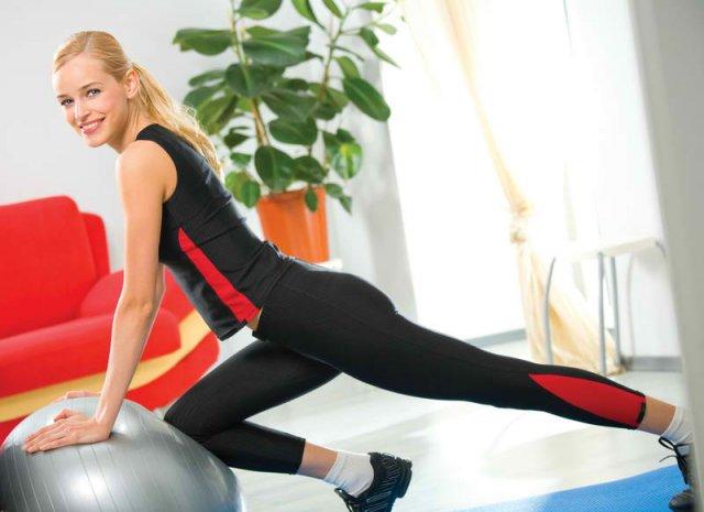 домашен фитнес