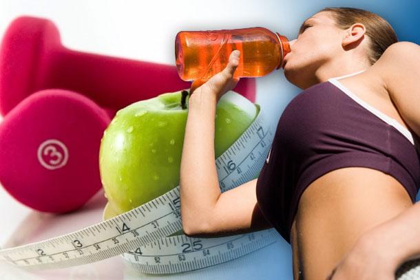 фитнес диети