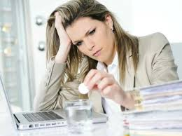 симптоми на стрес