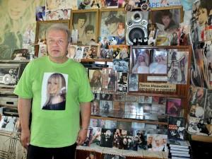 Илчо Илиев фен на Лили Иванова