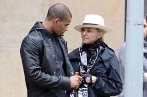 Мадона и Брахим Зайбат