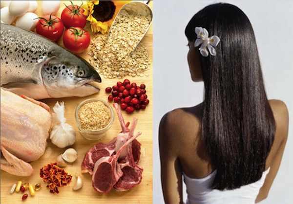 Как храната определя каква коса имаме