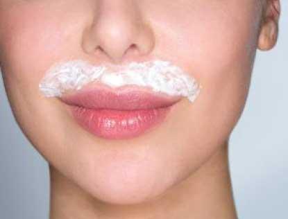 Как да махнем космите от лицето