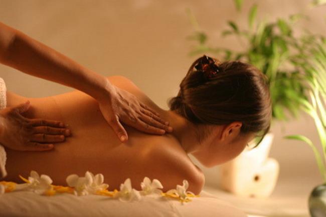 еротичен масаж