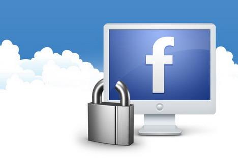 защита на фейсбук
