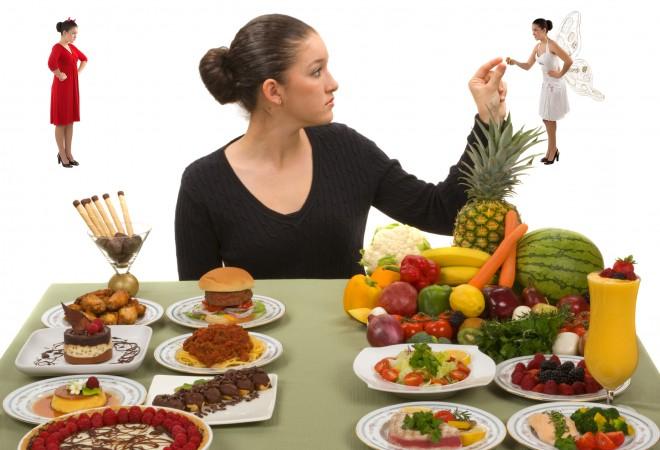 Страничните ефекти от диетите за отслабване