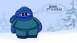 отслабване и студ