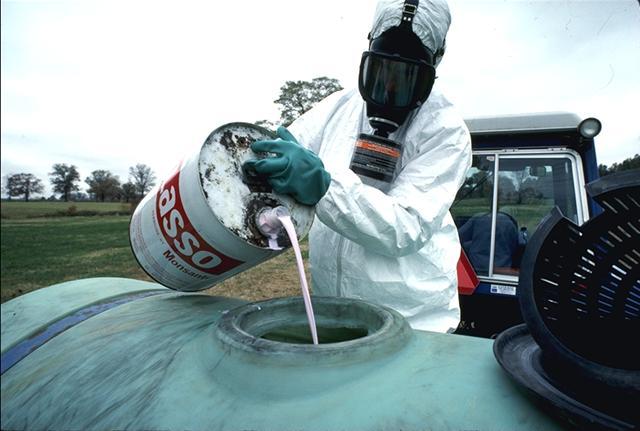 детско здраве и пестициди