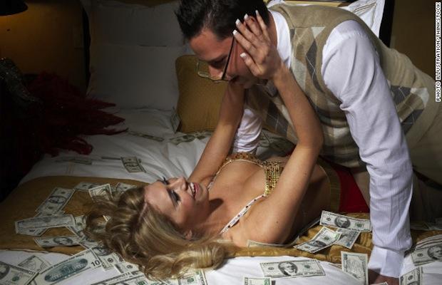 Повече секс = повече пари