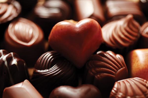 шоколад и здраве