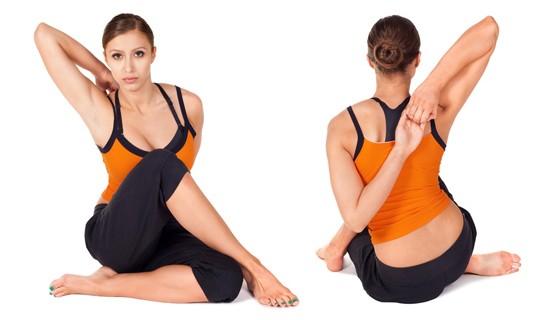 Празнична йога за по – добър баланс