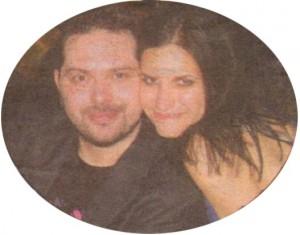Борис Солтарийски и Инна Ангелова
