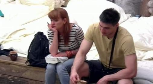 Рут Колева и Любо Жечев