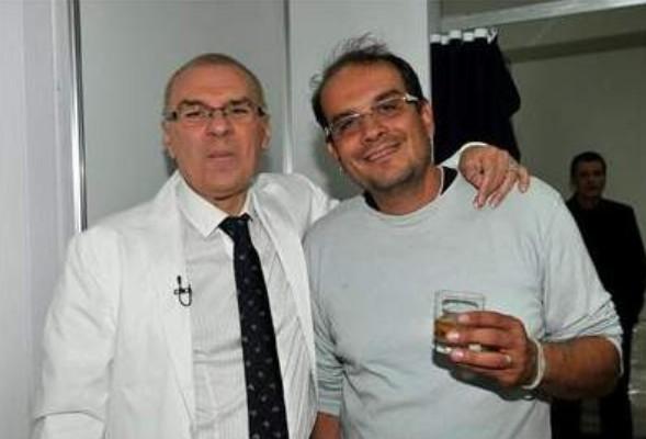 Васил Найденов посрещна празниците на антибиотици