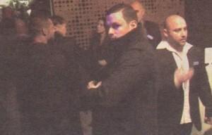 """Москов минава през контрола при охраната на """"Бедрум"""", където заведе мистериозната си приятелка"""