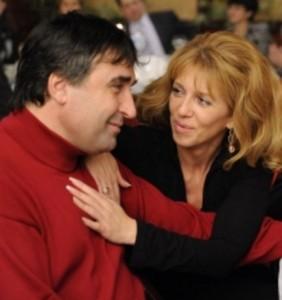 Веско Маринов и Цветанка