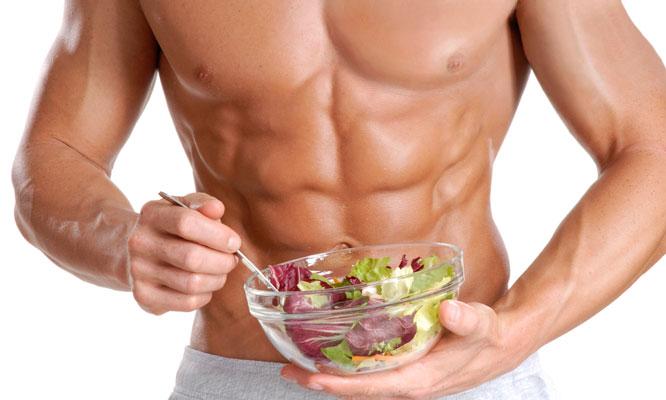 диета за мускули
