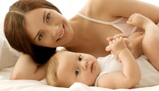Грижи за косата и кожата след раждането