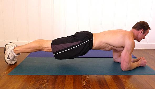 фитнес планк