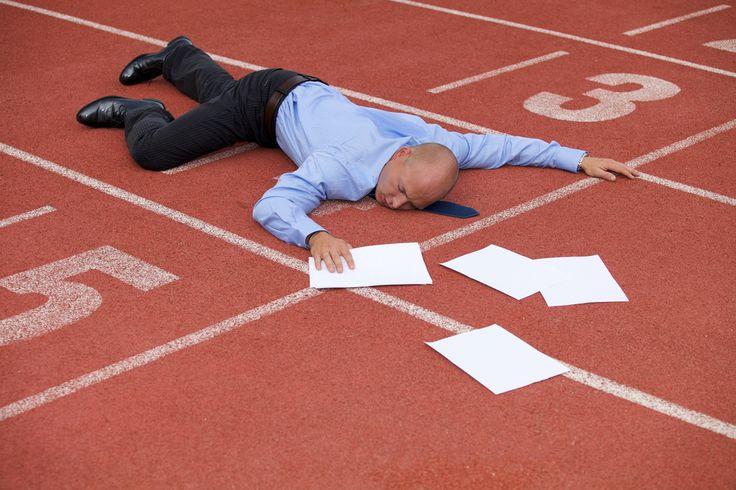 фитнес стрес