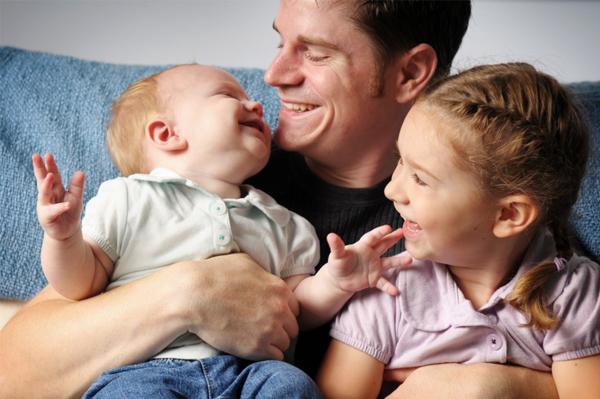 Уроци за родители: Как да бъдеш по – добър баща
