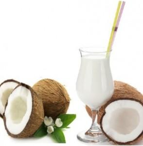 Кокосовото мляко