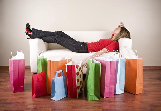 пари и пазаруване